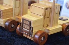 Wooden Toy Truck Road Train Trailer And Flat Trailer With Grader ... Similiar Wooden Logging Toys Keywords Toy Truck Plans Woodarchivist Prime Mover Grandpas Handmade Cargo Wplain Blocks Fagus Garbage Dschool Truck Toy Water Vector Image 18068 Stockunlimited Trucks One Complete And In The Making Stock Photo Wood For Kids Pencil Holder Learning Montessori Knockabout Trucks Wooden 1948 Ford Monster Youtube