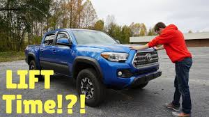 What Is The BEST Lift Kit For The 3rd Gen Toyota Tacoma? - YouTube