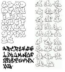 How To Draw Cool Graffiti Letters Az Cool Graffiti Lettering A Z How