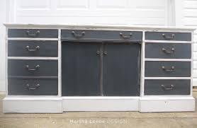 Johnson Carper White Dresser by White And Blue Dresser Martha Leone Design