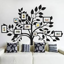 Family Tree Wall Decal For Your Wedgelog Design