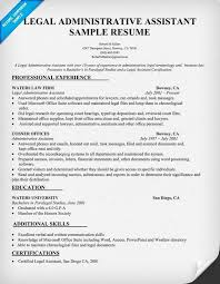 Administrative Assistant Resume Templates Best Of 54 Larry Paul Spradling Seo Samples Images On