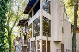 100 Treehouse In Atlanta Adventurous Modern Treehouse From The 1970s Beckons 499K In Sandy