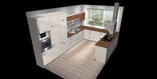 abgeschlossene küche im neubau insel l u oder g form