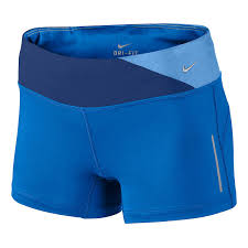 womens nike epic run boy fitted shorts at road runner sports