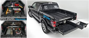F150 Bed Divider by Decked Truck Bed System For 2009 Ford F 250 F 350 At Ok4wd