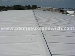 isolation chambre froide isolation thermique élevée avec le panneau sandwich toiture pour