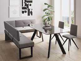 colmi eckbank material massivholz bezug stoff buche schwarz