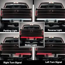 48'' LED Tailgate Strip Bar Truck Light STOP/BRAKE For Ford F-150 ... Amazoncom 60 Waterproof 5function 92 Led Strip Tailgate Bar How To Under Hood Light Bright Strips C10 Truck Chevy Youtube 108led 2 Row 2835smd Car Pickup Tail Pick Lvadosierracom Light Strip On 2009 Sierra Headlight Ultra Bright Neon Falcon Pink Blue White Red Amber Anzo Inch 4 Function 531045 Bed Led Lights Ideas 18 Amazing Lighting For Your Next Project Sirse Where Buy 12v White Strips For Cars Maxxima Runner Httpscartclubus Pinterest 8x24 Undeglow Tubes 6x10 Xkchrome Ios Android App Motorcycle Kit Multi Color 3 Size Fxible With
