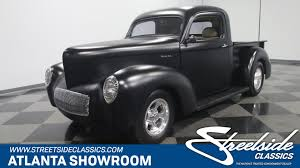 100 1941 Willys Truck Pickup For Sale 98731 MCG
