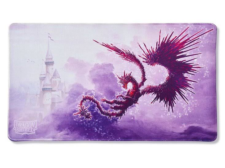 Dragon Shield Playmat: Purple - Racan