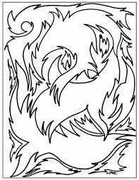 Abstract Coloring Pages 6