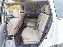 Used Honda Pilot With Captain Chairs by Midsize Suv Best Buy Of 2018 Kelley Blue Book