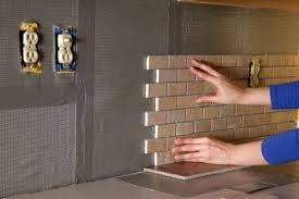 peel and stick wall tile kitchen ideas with stainless steel peel