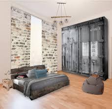 wohnberatung schlafzimmer im industrial stil fokus