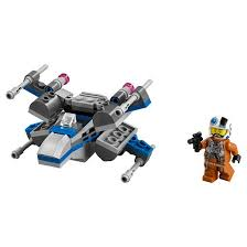 Lego X Wing Stand lego star wars resistance x wing fighter 75125 target