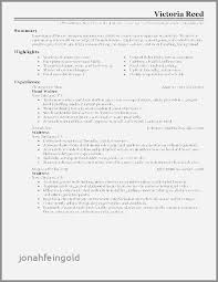 Sample Resume Waitress Objective Statement New Waiter Thesocialsubmit