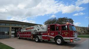 Chula Vista Fire Department Adds New Fire Truck - The San Diego ... Fire Trucks Responding With Air Horn Tiller Truck Engine Youtube 2002 Pierce Dash 100 Used Details Andy Leider Collection Why Tda Tractor Drawn Aerial 1999 Eone Charleston Takes Delivery Of Ladder 101 A 2017 Arrow Xt Ashburn S New Fits In Nicely Other Ferra Pumpers Truck Joins Fire Fleet Tracy Press News Tualatin Valley Rescue Official Website Alexandria Fireems On Twitter New Tiller Drivers The Baileys Cssroads Goes In Service Today Fairfax Addition To The Family County And Department