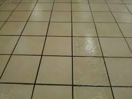 ceramic tile floor after acclaim floor care services