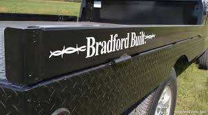 Bradford Built Steel Workbed #GM | Gold Medal Trailer Sales In ...