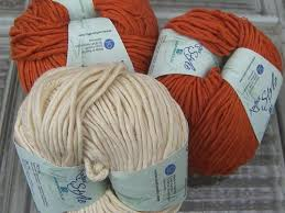 recouvrir un abat jour en fil de coton