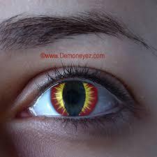 Prescription Halloween Contacts Astigmatism by Banshee Halloween Contact Lenses Demon Eyez Contact Lens Store