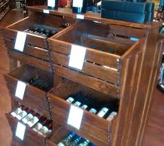 Here Are Some Of The Rustic Wood Crates Crate Displays That We Have Done For Our Clients As Well Idea Starters
