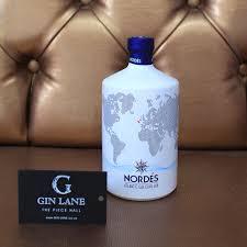 100 Nordes Atlantic Galician Gin 70cl