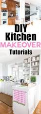 Small Kitchen Ideas On A Budget by The 25 Best Budget Kitchen Makeovers Ideas On Pinterest Cheap
