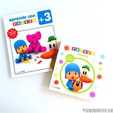 √ Dibujos Para Colorear De Pocoyo Y Sus Amigos Para Imprimir