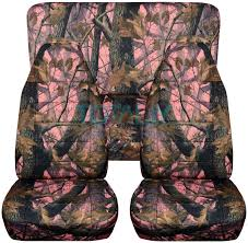 100 Pink Camo Trucks Seat Covers Truck Seat Covers Accessories