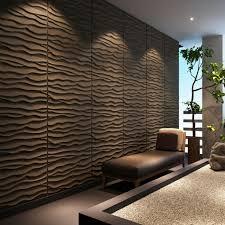 wanddesign wohnzimmer 3d wandplatten haus interieurs