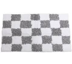 my home selection rhona 3 teiliges badezimmer garnitur set weiches badezimmer teppich set weiß grau
