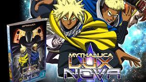 Mythallica Lux Nova Volume 1