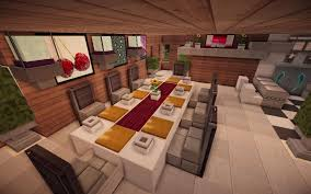 Minecraft Modern Living Room Ideas by Enchanting Minecraft Dining Table 87 For Dining Room Ideas With