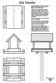 Free Bird Table Plans by How To Make A Bird Table Plans Bird Feeders Pinterest Table