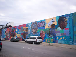 Philly Mural Arts Map by Mural Arts Program The Uncanny Valley