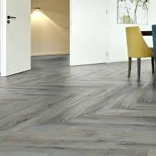 Herringbone Vinyl Flooring Luxury Using Impress Mountain Oak Sheet