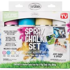 Testors Spray Chalk Set, 1 Kit (Quantity) - Walmart.com