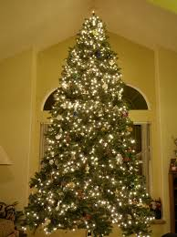 Strikingly Design 9 Ft Prelit Christmas Tree Pre Lit Clearance Slim