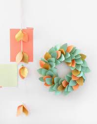 Tutorial Make A Paper Wreath