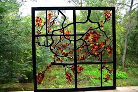 Stained Glass Tree Patterns Trees Image Home Garden And Free