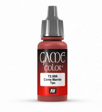 Vallejo Game Color Paint - Tan, 17ml