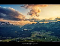 100 Muottas Muragl St Moritz From Taken From The Top Of Muott Flickr