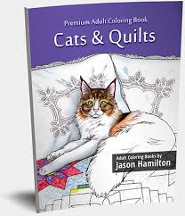 Cover Of Cats Quilts
