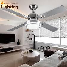 leise deckenventilator lichter große 52 zoll moderne deckenventilator le wohnzimmer schlafzimmer esszimmer led leuchten