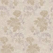 pièce 3106 chic gris doré argent floral pailleté