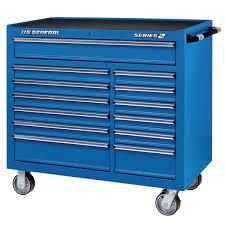 International Tech Series 54 In 17Drawer Tool Chest And Cabinet