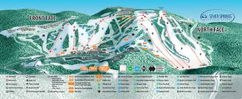 Seven Springs Mountain Resort Trail Map