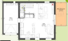 plan amenagement cuisine vos avis svp sur plan d aménagement cuisine ouverte environ 12 m